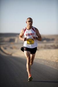 Ausdauer Marathon